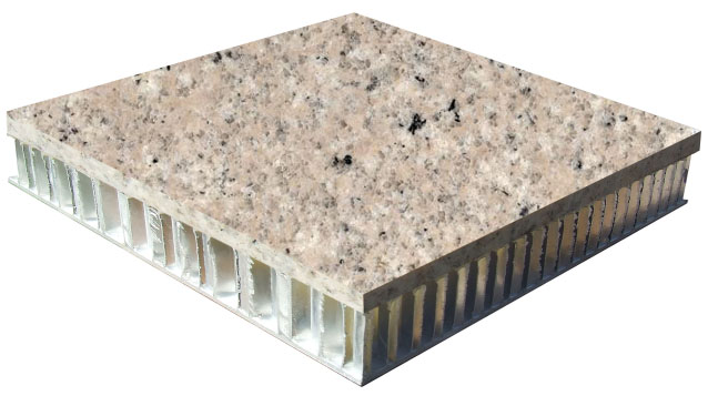 Stone Honeycomb Panels for Curtain Walls