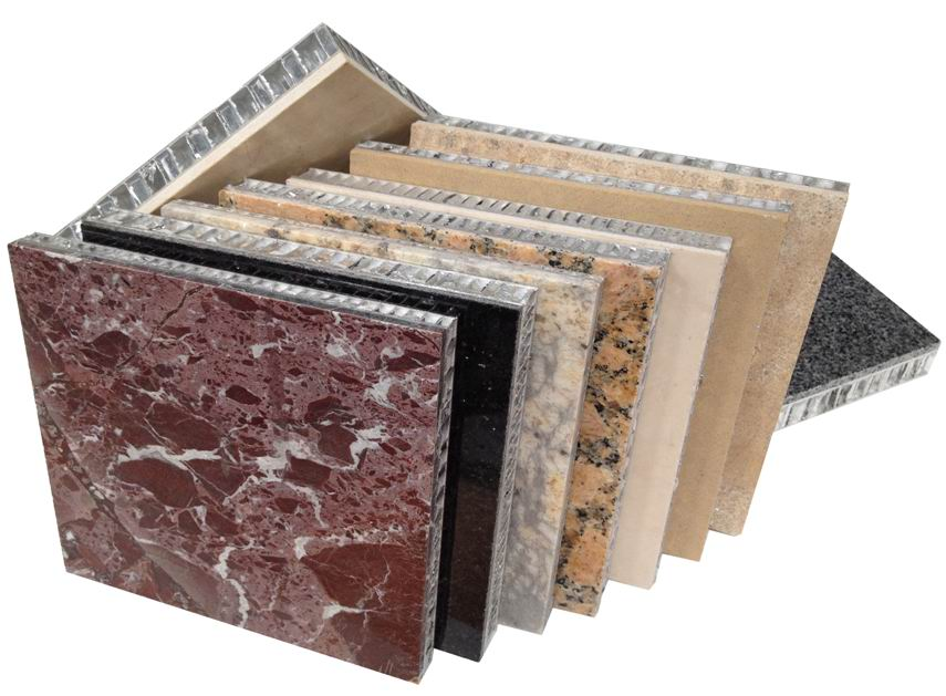 Honeycomb Stone Panels from China