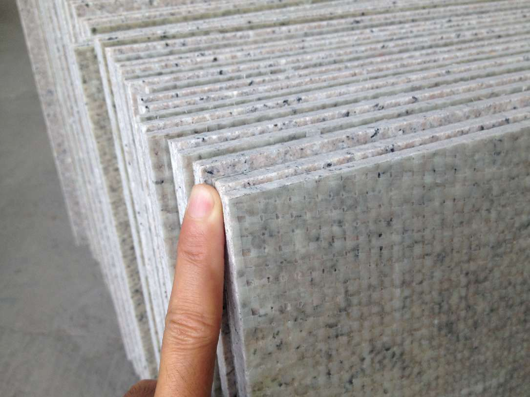 Super Thin Fiberglass Stone Panels from China for interior