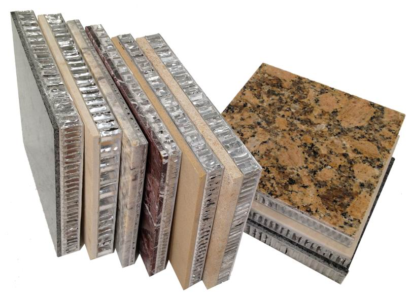 Stone Honeycomb Panels for facade wall cladding